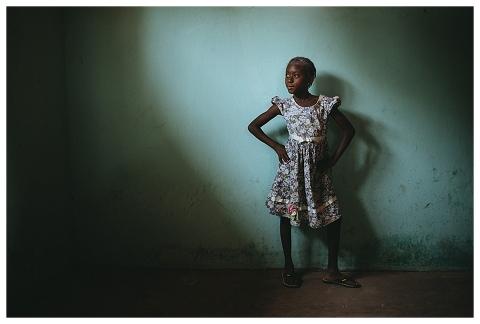 Portrait of Africa
